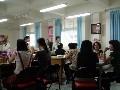 2010/06/23書法班期末聚餐